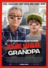 Filmposter The War With Grandpa