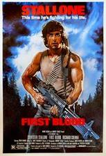 Filmposter First Blood