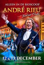 Filmposter André Rieu: Kerst met André
