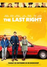 Filmposter The Last Right