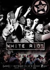 Filmposter White Riot