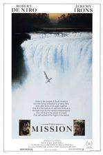 Filmposter THE MISSION