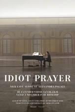 Filmposter Idiot Prayer – Nick Cave Alone at Alexandra Palace