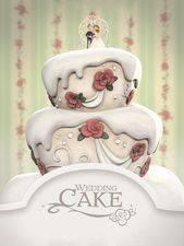 Filmposter Wedding Cake