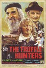 Filmposter The Truffle Hunters