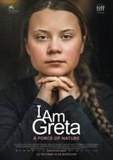 Filmposter I Am Greta