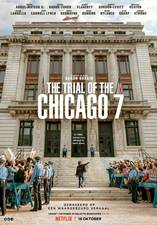 Filmposter The Trial of the Chicago 7