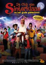 Filmposter De Club van Sinterklaas en het grote pietenfeest