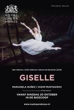 Filmposter ROH Giselle
