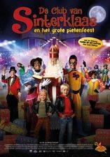 Filmposter Club van Sinterklaas & Het Grote Pietenfeest