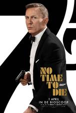 Filmposter James Bond - No Time to Die