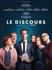Filmposter Le Discours