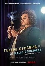 Serieposter Felipe Esparza: Bad Decisions