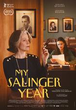 Filmposter My Salinger Year
