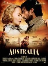 Filmposter Australia