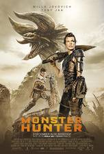 Filmposter Monster Hunter
