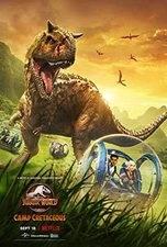 Serieposter Jurassic World Camp Cretaceous