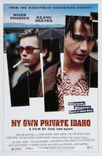 Filmposter My Own Private Idaho