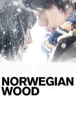 Filmposter Norwegian Wood
