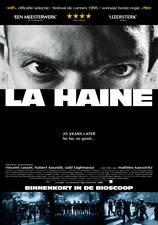 Filmposter La Haine