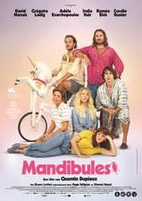 Filmposter Mandibules