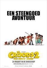 Filmposter De  Croods 2: Een nieuw begin