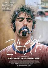 Filmposter Zappa