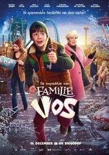 Filmposter De expeditie van familie Vos