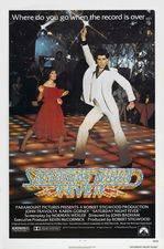 Filmposter Saturday Night Fever