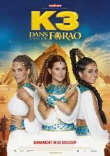 Filmposter K3: Dans van de Farao