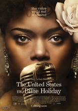 Filmposter The United States vs. Billie Holiday