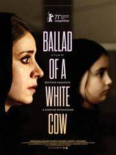 Filmposter Ballad of a White Cow