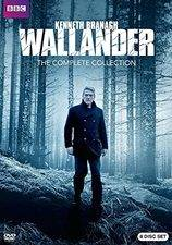 Serieposter Wallander
