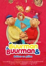 Filmposter Buurman & Buurman: Bakken en grillen