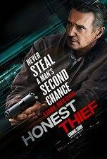 Filmposter Honest Thief