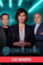 Serieposter Crime Desk