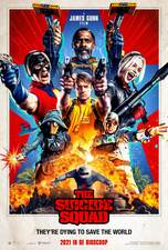 Filmposter The Suicide Squad