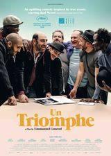 Filmposter Un triomphe