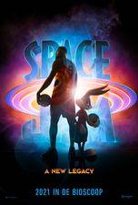Filmposter Space Jam A New Legacy (OV)