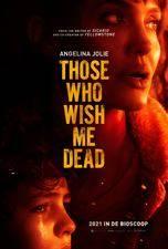 Filmposter Those Who Wish Me Dead