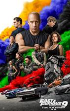 Filmposter Fast & Furious 9