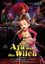 Filmposter Aya and the Witch