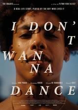 Filmposter I Don't Wanna Dance
