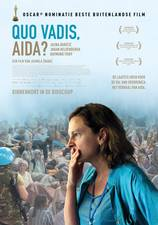 Filmposter Quo Vadis, Aida?