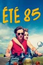 Filmposter Été 85