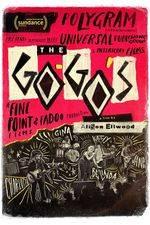Filmposter The Go-Go's