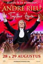 Filmposter André Rieu: Together Again