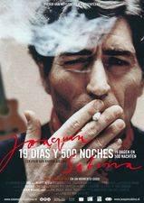 Filmposter Joaquín Sabina - 19 días y 500 noches