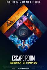 Filmposter Escape Room: Tournament of Champions