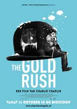 Filmposter The Gold Rush